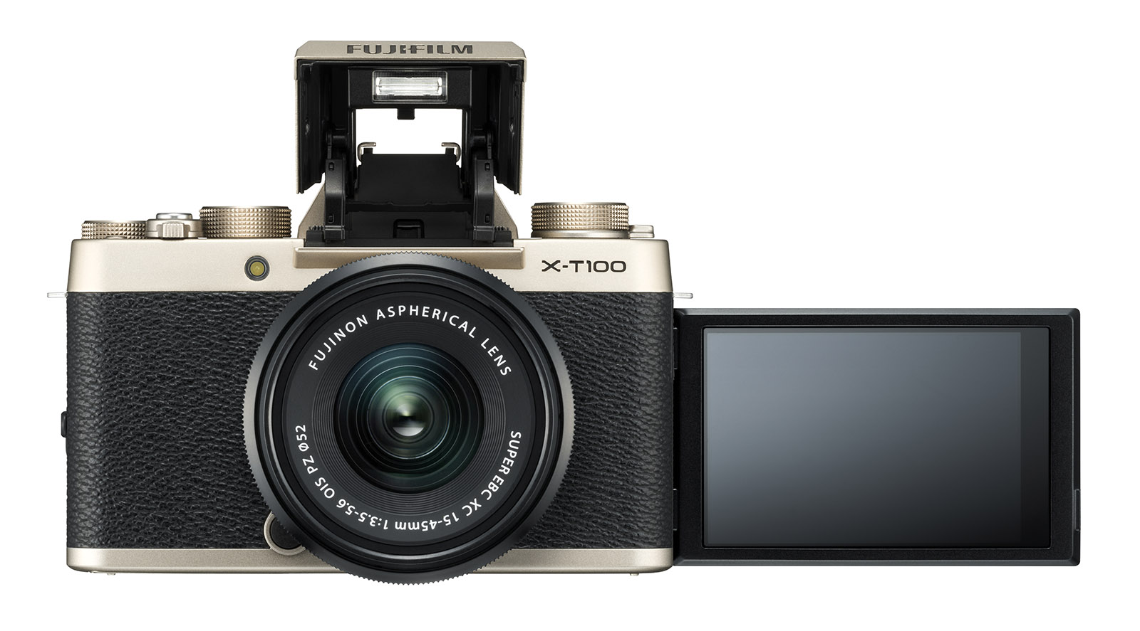 Fujifilm X-T100, si Mirrorless Bagus yang Affordable