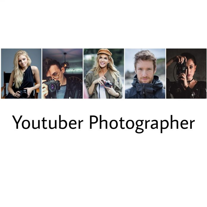Youtuber Photographer
